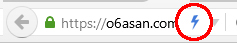 Firefox indicator